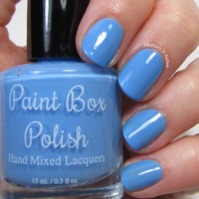 Paint Box Polish Puffo 1