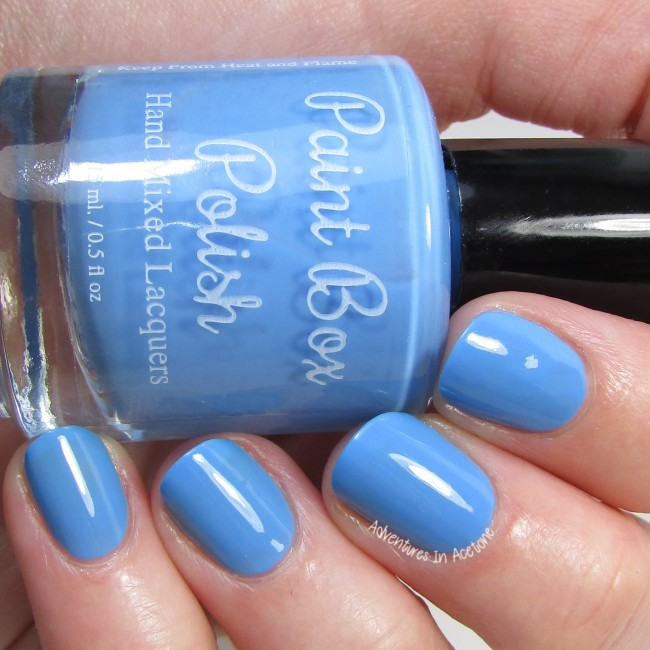 Paint Box Polish Puffo 2