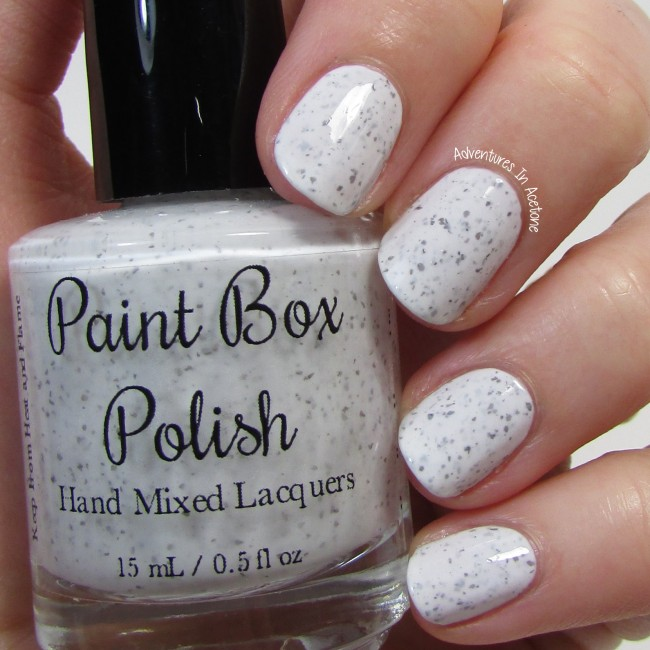 Paint Box Polish Stracciatella 1