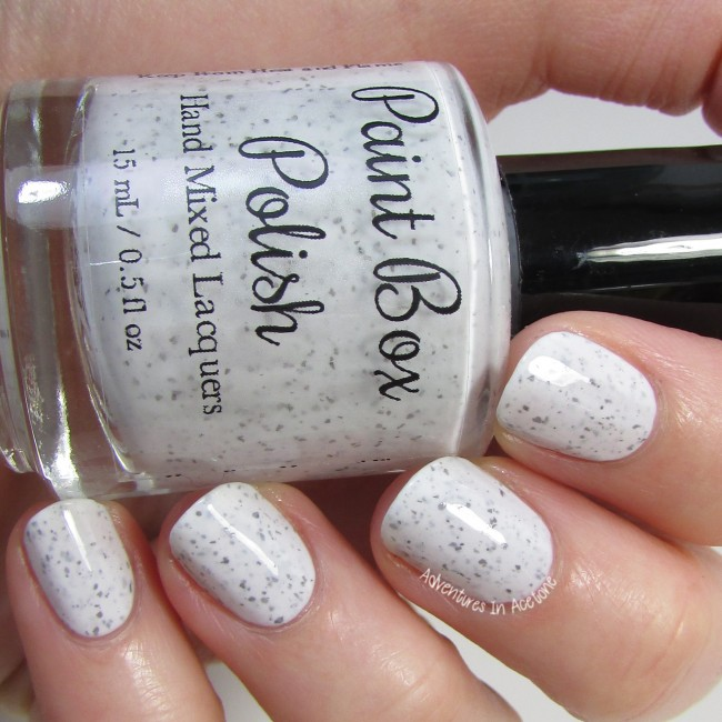 Paint Box Polish Stracciatella 2