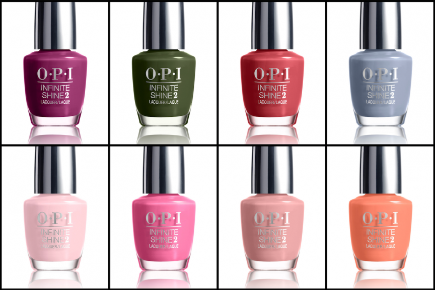 Press Release: OPI Infinite Shine Spring 2016 - Adventures In Acetone
