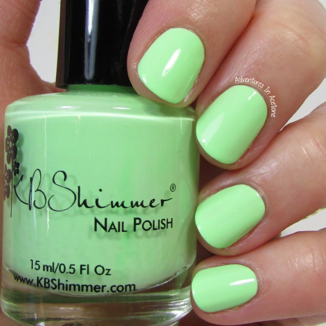 KBShimmer Ready For A Good Lime 1