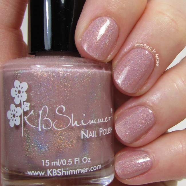 KBShimmer That's Nude To Me 1