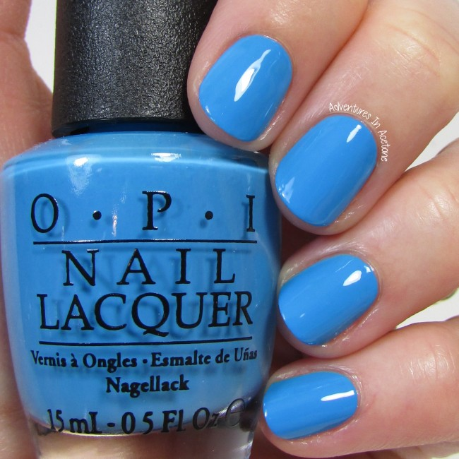 OPI Fearlessly Alice 1