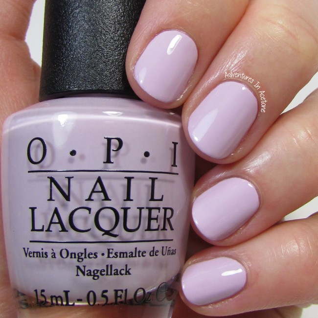 Swatch Sunday Opi Alice Through The Looking Glass Collection