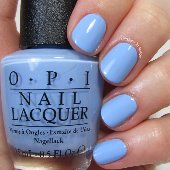 OPI The I's Have It 1