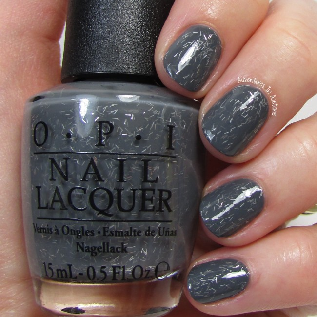 OPI What Time Isn't It? 1