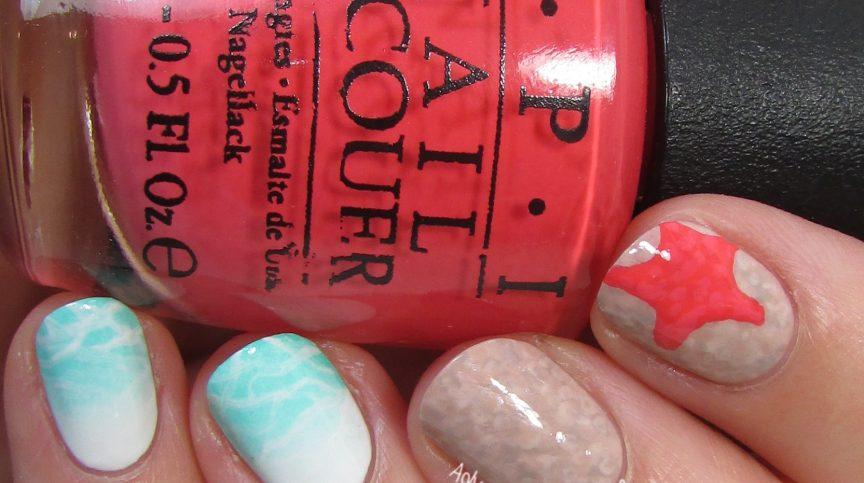 Beach Nails 1
