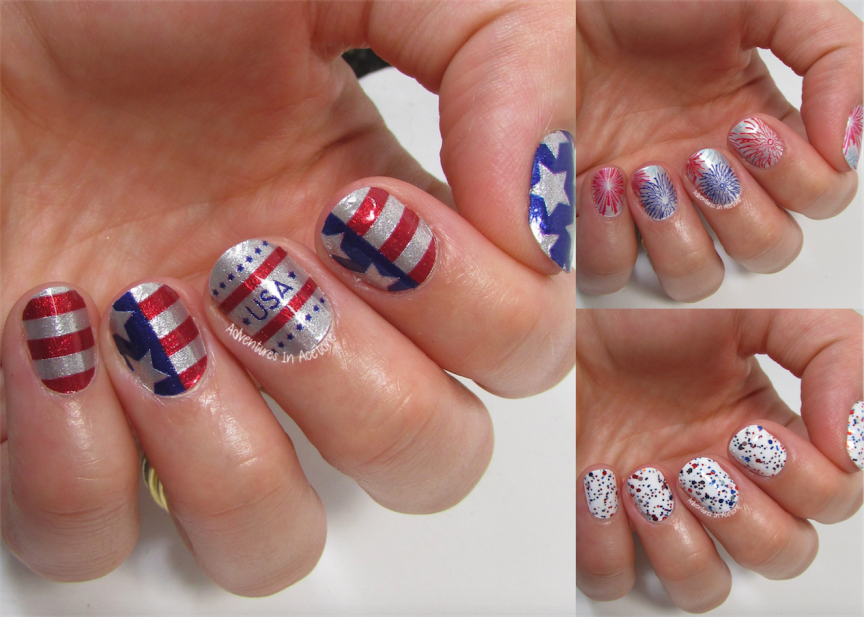 American Sweetheart by Incoco Nail Polish Appliqués - Adventures In ...