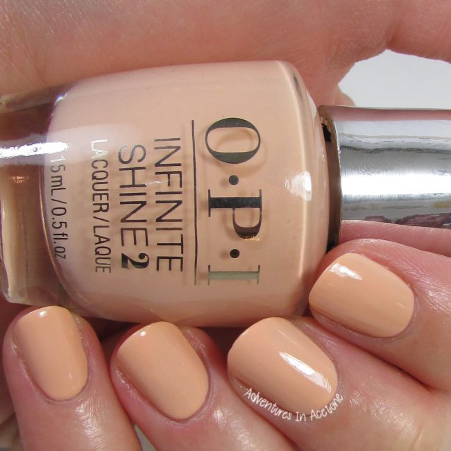 OPI Infinite Shine Can't Stop Myself 2