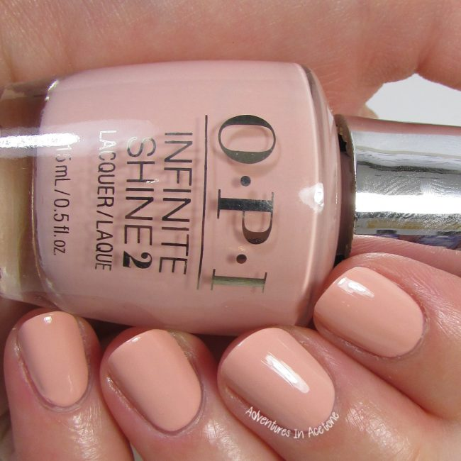 OPI Infinite Shine Don't Ever Stop! 2