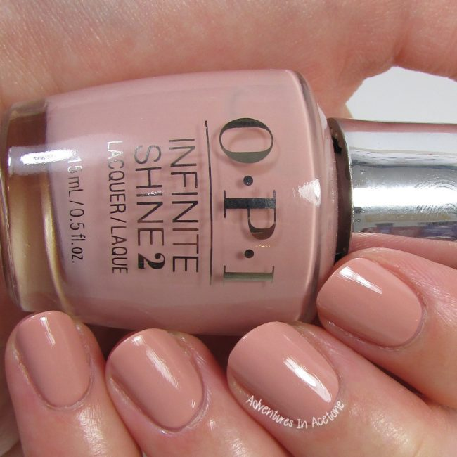 OPI Infinite Shine Hurry Up & Wait 2