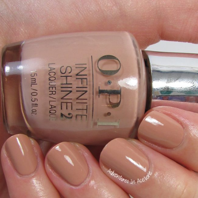 OPI Infinite Shine No Stopping Zone 2