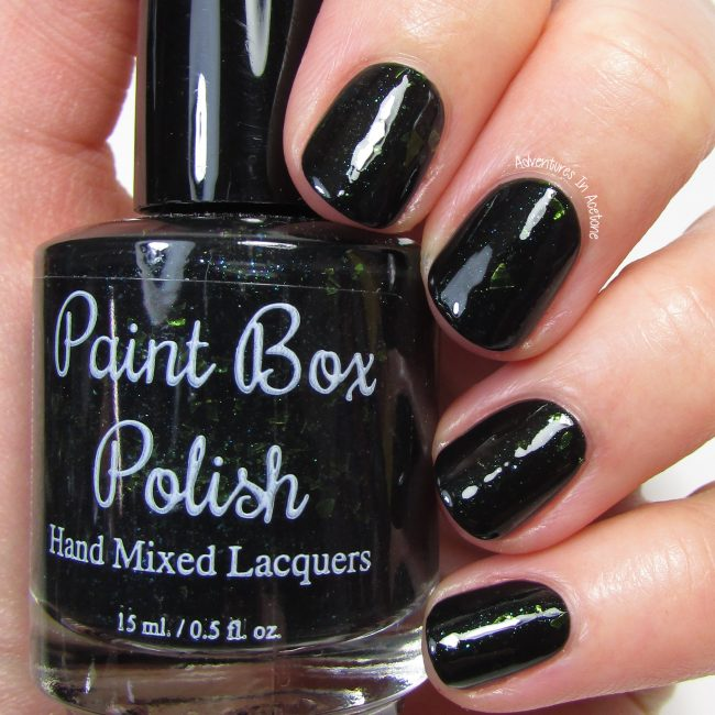 Paint Box Polish His Mother's Eyes 1