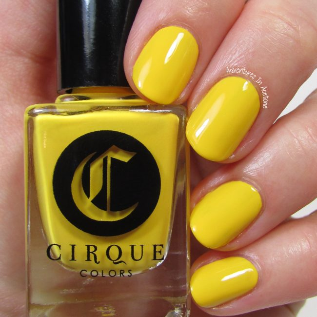 Cirque Colors Counterculture 1