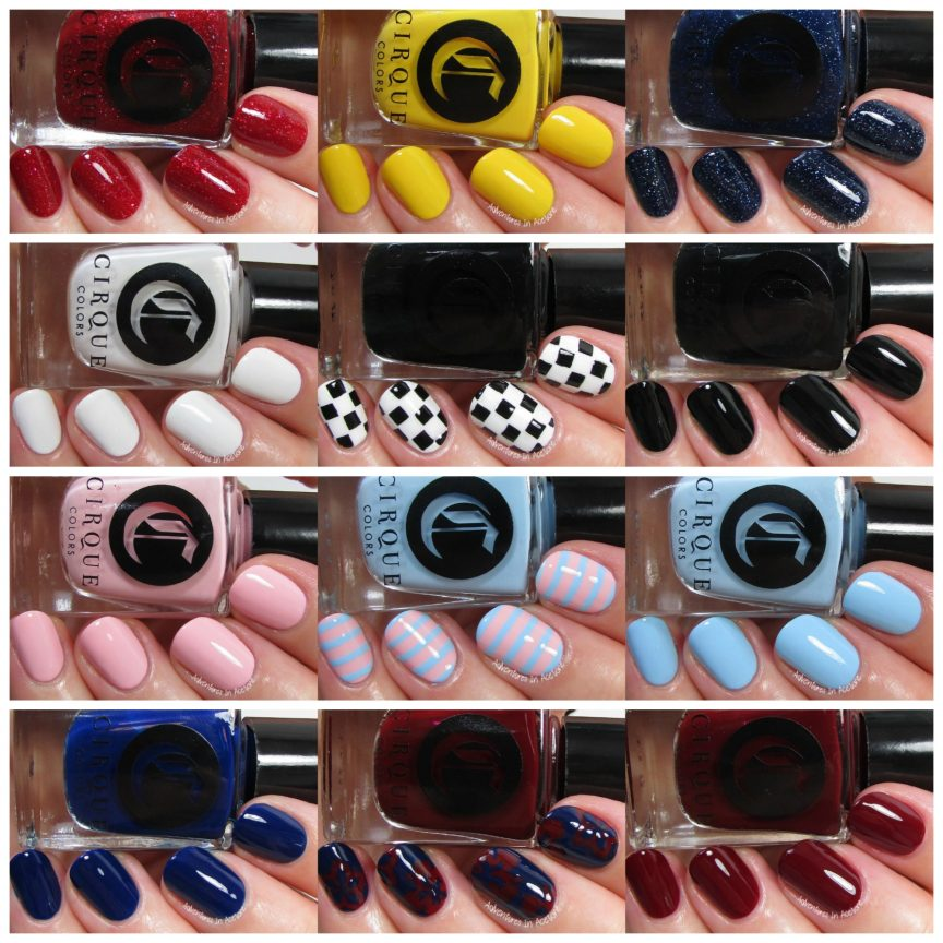 3da6b30323 Swatch Sunday  Cirque Colors Nordstrom + Vans Pop-In Collection ...