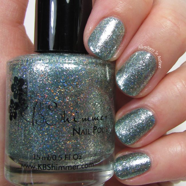 KBShimmer Flake Me Home Tonight 1