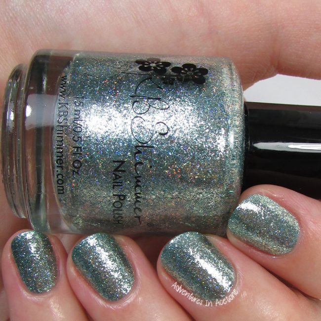 KBShimmer Flake Me Home Tonight 2