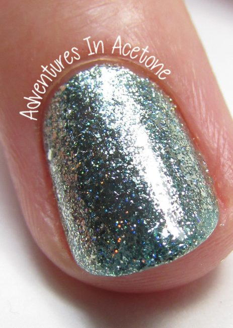 KBShimmer Flake Me Home Tonight 3