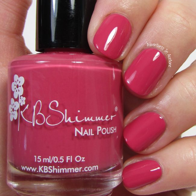 KBShimmer Grin and Gerbera It 1
