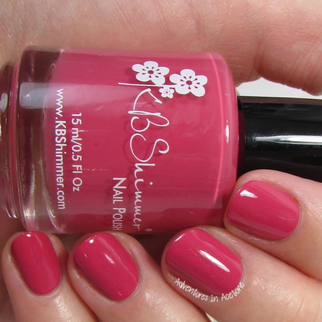 KBShimmer Grin and Gerbera It 2