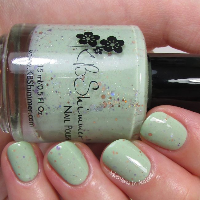 KBShimmer Sage It Ain't So 2