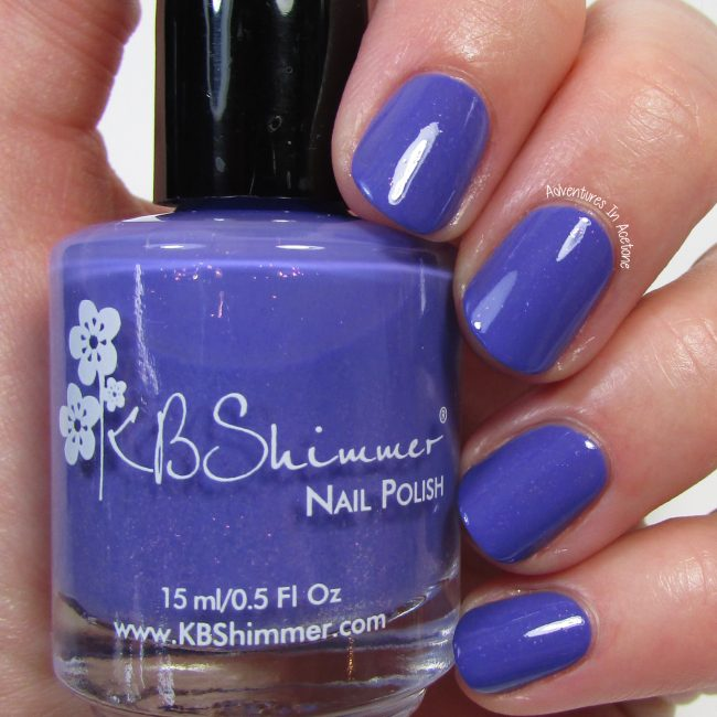 KBShimmer The Best Mum Ever 1