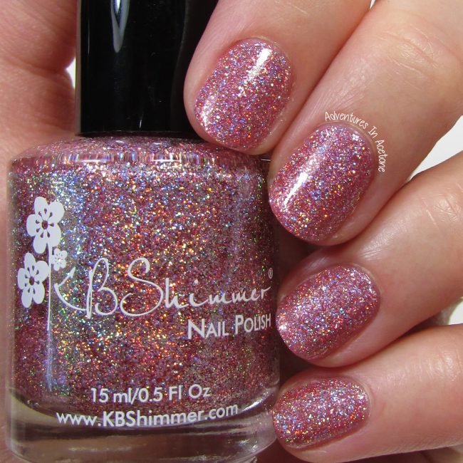 KBShimmer Turning Pointe 1