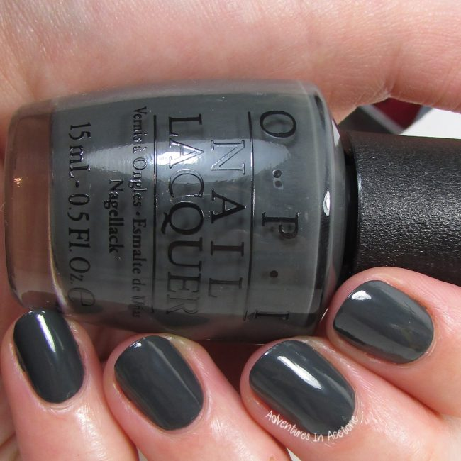 OPI %22Liv%22 in the Gray