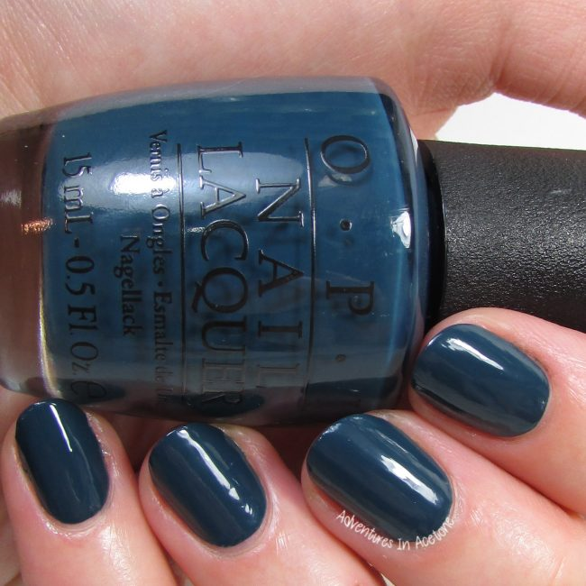 OPI CIA= Color is Awesome