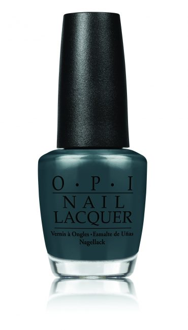OPI Nail Lacquer in CIA Color Is Awesome