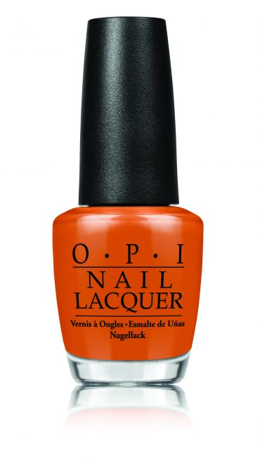 OPI Nail Lacquer in Freedom Of Peach