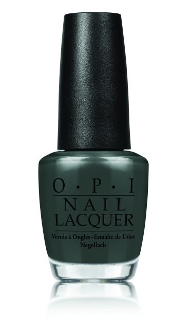 OPI Nail Lacquer in Liv In The Gray