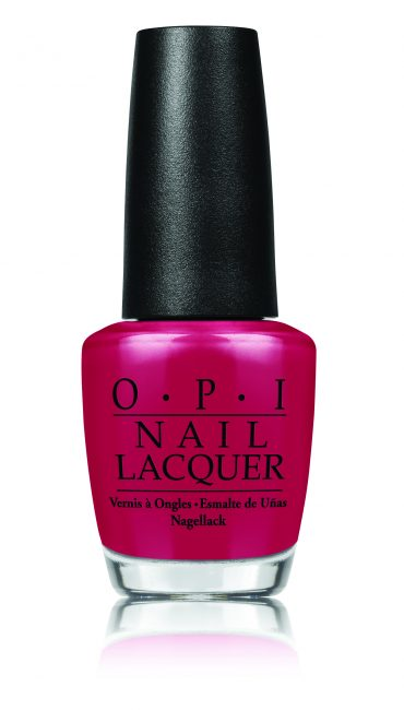 OPI Nail Lacquer in Madam President