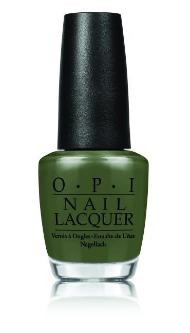 OPI Nail Lacquer in Suzi The First Lady of Nails