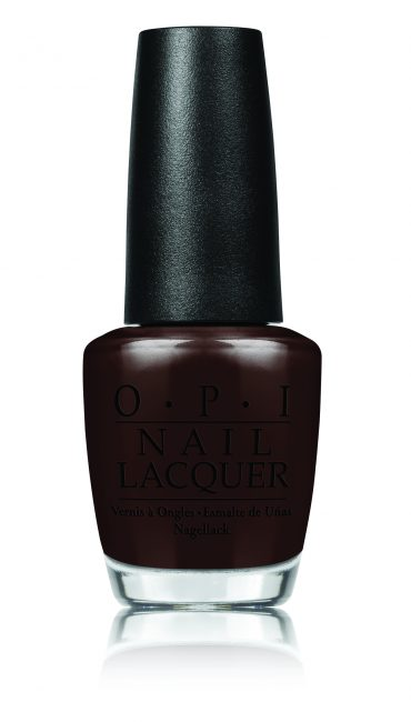 OPI Nail Lacuqer in Shh Its Top Secret