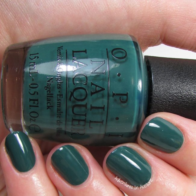 OPI Stay off the Lawn!!