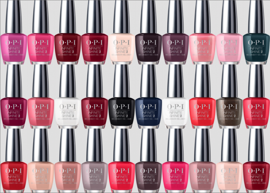 Press Release: OPI Infinite Shine 30 Iconic Shades! - Adventures In ...