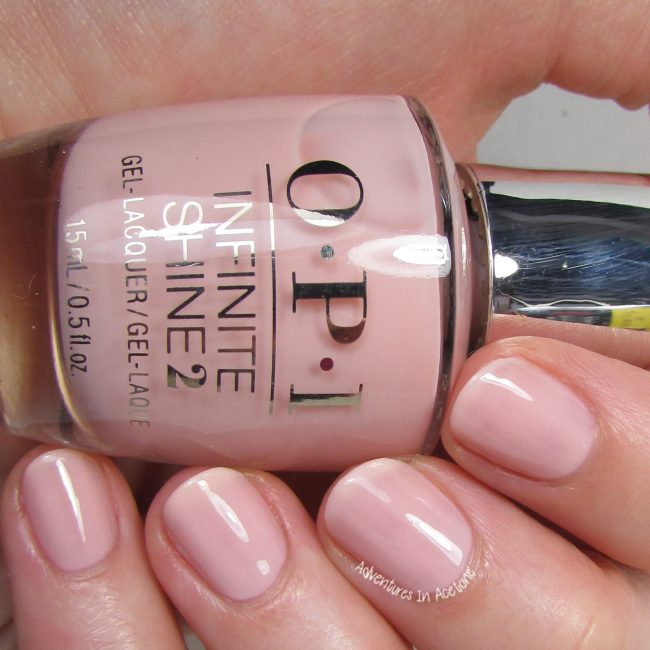 OPI Infinite Shine Bubble Bath 2