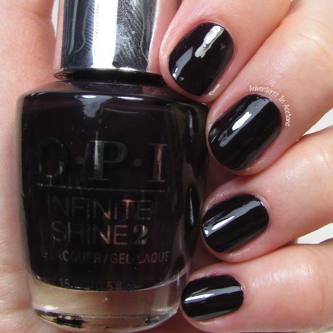 OPI Infinite Shine Lincoln Park After Dark 1