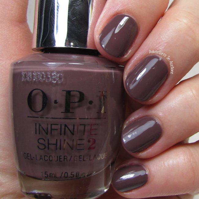 OPI Infinite Shine You Don't Know Jacques! 1