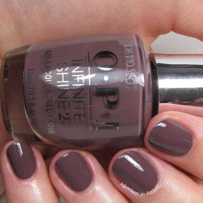 OPI Infinite Shine You Don't Know Jacques! 2